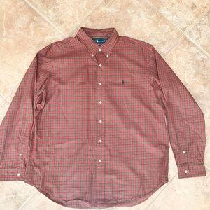 Men's Ralph Lauren XXL Classic Fit dress shirt
